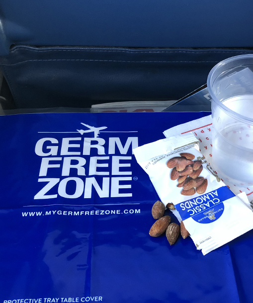 Germ Free Zone Safeguard Your Inflight Space From
